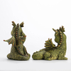2/A Polyresin Dragon Deco