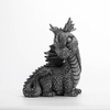 2/A Medium Size Polyresin Dragon Deco