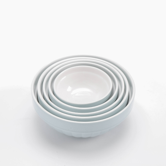 S/5 Stoneware Bowl Set